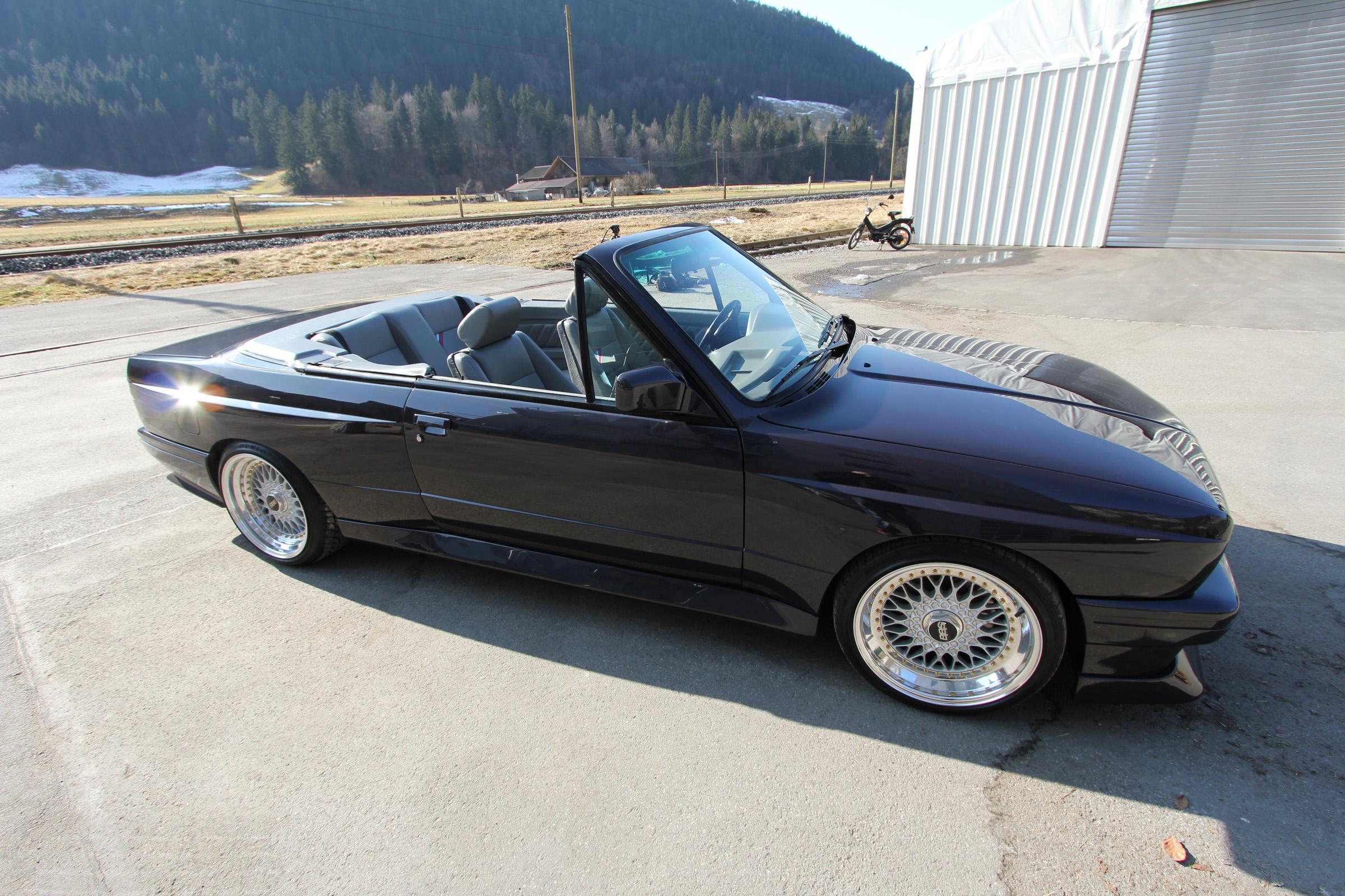 E30 M3 Silvermedia Ch